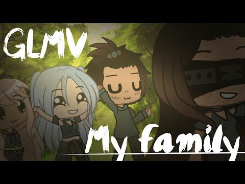 My Family | GLMV | GachaLife Music Video | Adams Family | Just Jamie