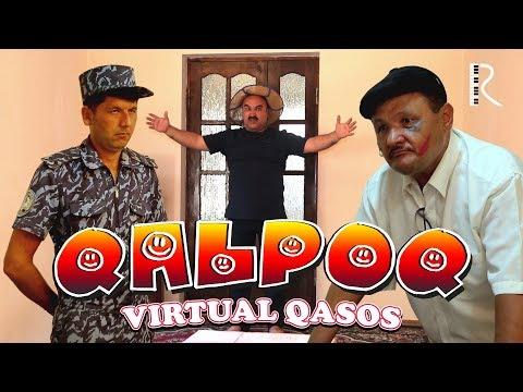 Qalpoq - Virtual qasos   Калпок - Виртуал касос (hajviy ko'rsatuv)