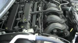 Ford Fiesta 1.6 Engine sound after 3 months