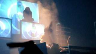 "Deadmau5-Hard intro Ghost & stuff 3/13/2009 live @ ""get lucky 2009"""