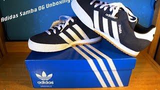 Adidas Samba OG - Unboxing! - Best Football Freestyle Shoes ? - 5-Star Skills