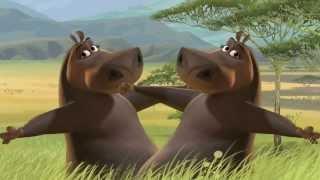 Madagascar, I like to move it, move it, Verbalisti