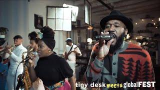 Vox Sambou: Tiny Desk (Home) Concert