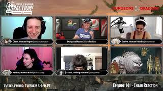 Episode 141 - Dice, Camera, Action