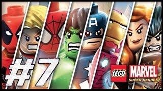 Zagrajmy w LEGO MARVEL Super Heroes odc. 7 Asgard jest piękny.