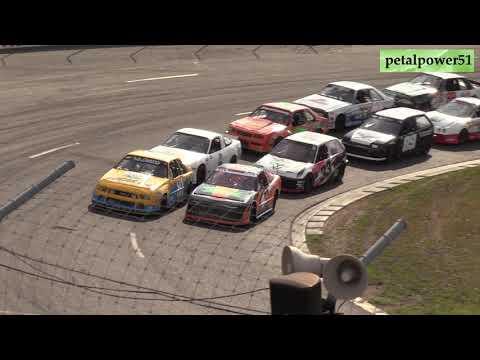 Sunset Speedway, Mini Stock Invitational, August 18, 2019