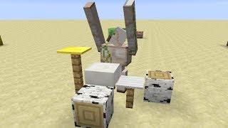 Iron Golem Drummer -- Minecraft Nonsense