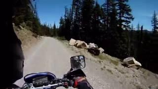 Checking Summit Lake trail (NF-398) 5-30-2016 Oregon Cascades ADV Motorcycle Riding