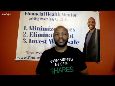FREE Business Coaching Fridays with the Financial Health Mentor