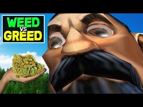 Warcraft 3 - Weed Vs Greed #3