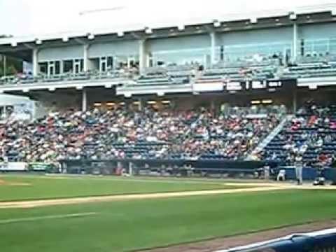 Scranton / Wilkes Barre RailRiders VS Toledo Mud Hens