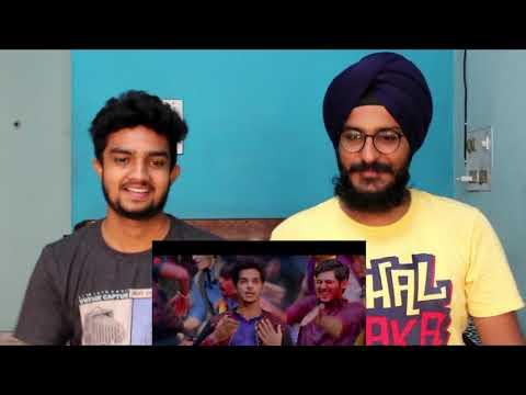 Zingaat Hindi REACTION | Dhadak | Ishaan & Janhvi | Ajay-Atul | Amitabh Bhattacharya