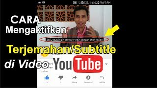 Video How To Activate Youtube Video Translation On Android - Youtube Subtitle download MP3, 3GP, MP4, WEBM, AVI, FLV Juni 2018