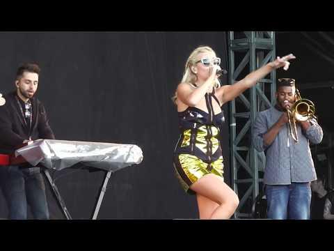 V Festival 2014 Pixie Lott - Nasty & Boys And Girls