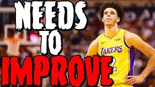 4 Young NBA Players Who NEED TO IMPROVE in 2019