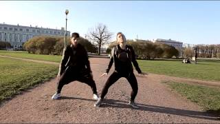 Maleek Berry ft Wizkid - The Matter (Choreography by Daria Moroz)