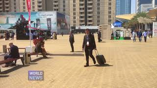 Humanity First invited to Dubai conference