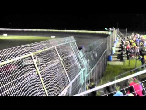 Texana Raceway Park 8/3/13 Street Stock Feature