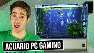¡Este ACUARIO es un PC GAMING! | MOD DanteGTX