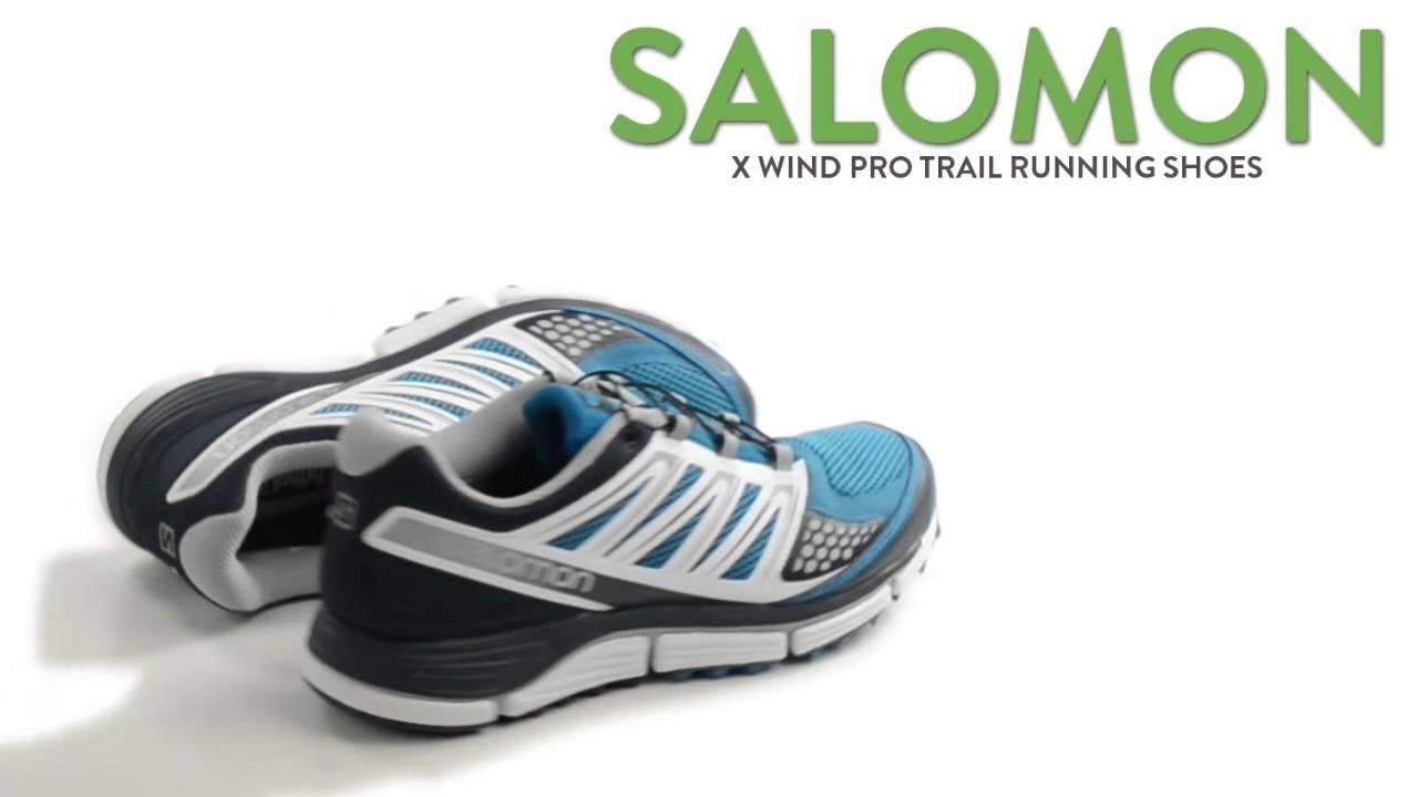 nouveau produit 95576 f101f Salomon X Wind Pro Trail Running Shoes (For Men)