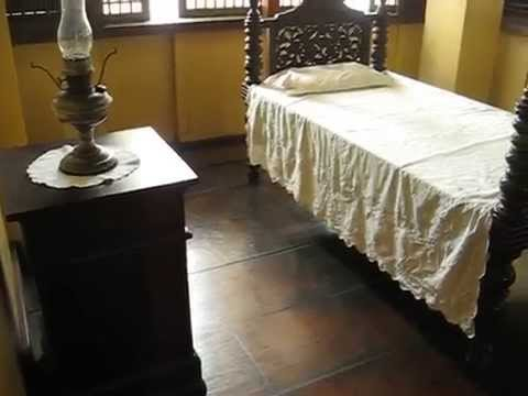 Visiting The House Of Jose Rizal In Calamba Laguna Philippines