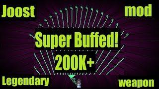 Terraria Super Buffed Joost Mod Legendary Weapons Vs Calamity Mod Boss Rush