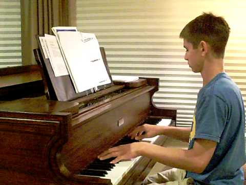 Jungleland- Bruce Springsteen cover on Piano