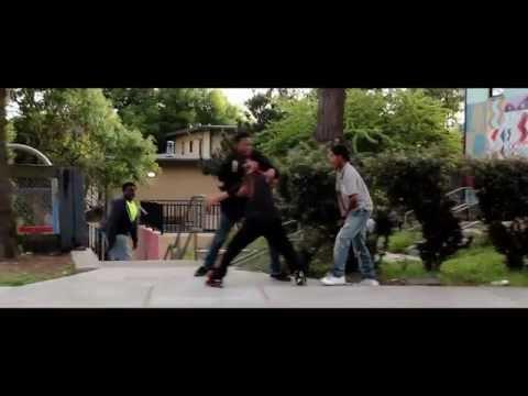 DREW BEEZ FT LAR LOCS x KE x SIX LETTERS - NEVER GIVING UP (OFFICIAL VIDEO)