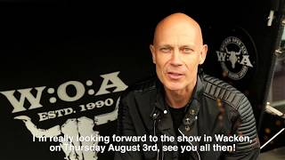 ACCEPT The Rise of Chaos Album Teaser #1 - Media Day
