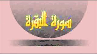 تحميل فيديو سورة البقرة كاملة الشيخ عبدالهادي كناكري جودة عالية HD