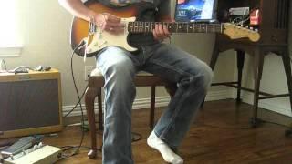 John Mayer City Love Intro - Crossroads Guitar Festival