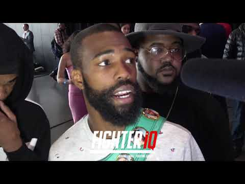 "GARY RUSSELL JR; EXPLAINS HOW GERVONTA ""TANK DAVIS"" AND LEO SANTA CRUZ FIGHT! WANTS ALL THE SMOKE!"
