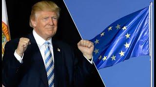Straks handelsoorlog met VS? Trump voert importheffingen in op staal en aluminium, Europa slaat mete
