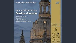 St. Mark Passion, BWV 247: Recitative: Und da sie den Lobgesang gesprochen hatten (Evangelist,...