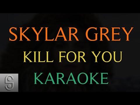 Skylar Grey - Kill For You Ft. Eminem (Instrumental KARAOKE)