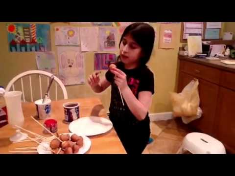 How To Make Cake Pops And Donut Holes