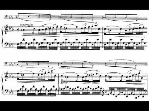 Gabriel Fauré: Élégie Op. 24 (Sheet Music for Cello and Piano)