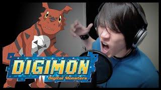 Digimon Tamers - Abertura - Lendário Sonhador (Completa em Português)