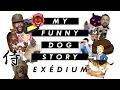 My funny dog story - Achita Inu Dog