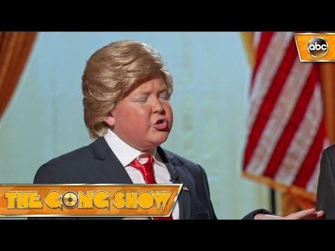 Make America Twinny Again – The Gong Show