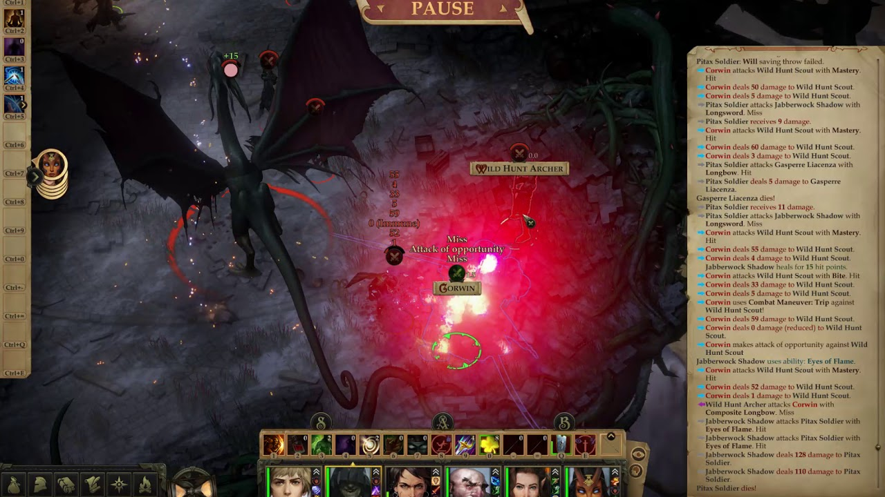 Pathfinder: Kingmaker Builds and Strats Thread | Page 113