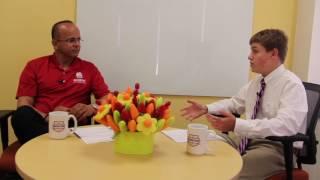 Edible Arrangements CEO Tariq Farid Interview