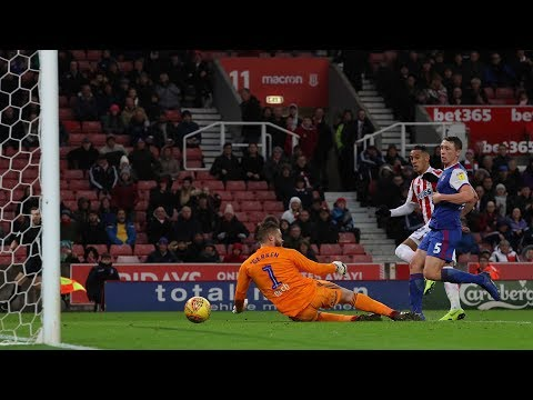 Highlights: Stoke City v Ipswich Town