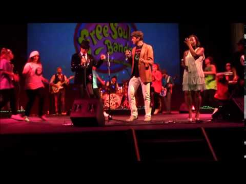 Free Soul Band - I Feel Good live @ Teatro Cervantes, Malaga. 25/09/14.