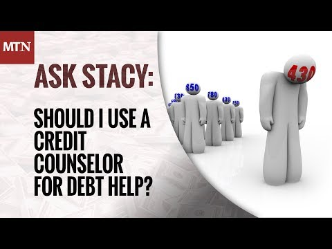 Should I Use a Credit Counselor for Debt Help?