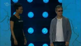 Jerry Cantrell (Alice in Chains) does Rocksmith 2014 - Ubisoft Conference E3 2013 - Eurogamer