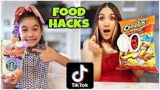 We Tested VIRAL TikTok FOOD HACKS!! *SHOCKING* | Jancy Family