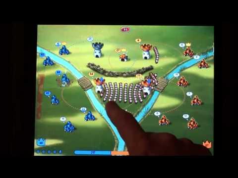 Война грибов геймплей