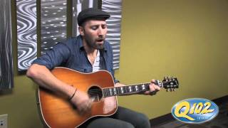 Mat Kearney - Hey Mama (Acoustic) - Live at Q102 mp3