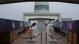 고흥우주천문과학관 보조관측실 열림